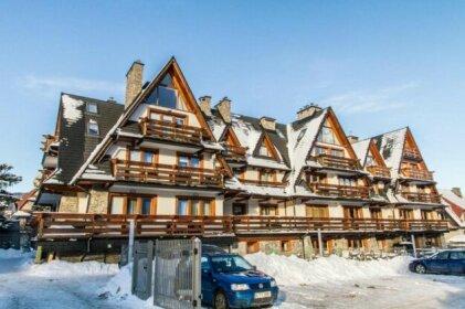 Apartament Giewont House & Spa z Sauna Zakopane