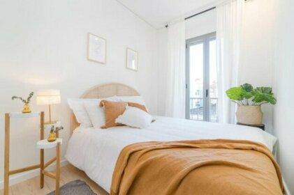 Casa Boma Lisboa - Modern & Luminous Apartment with Balcony - Alcantara I