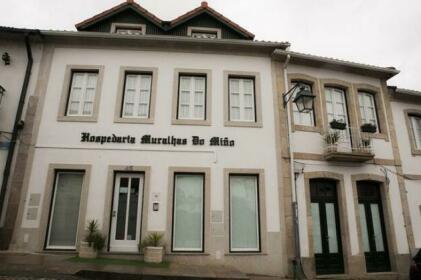 Guesthouse Muralhas do Mino