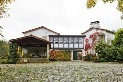 Quinta de Mouraes Casa dos Rododendros