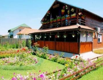 Pension Casa Cu Flori Crisan