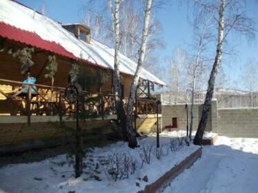 Holiday House on Lugovaya street
