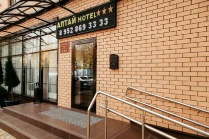 Hotel Altay Krasnodar