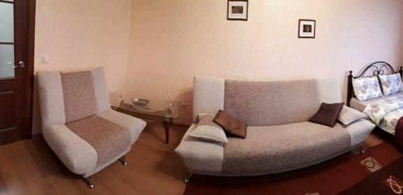 S Vidom Na Gorod Apartments Krasnodar