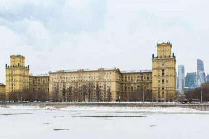 Apartment on Berezhkovskaya naberezhnaya