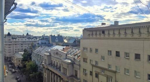 Minihotel near Sukharevskaya Tower