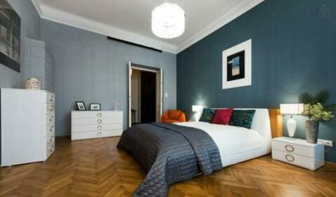 Na Prospekt Mira 40 apartments