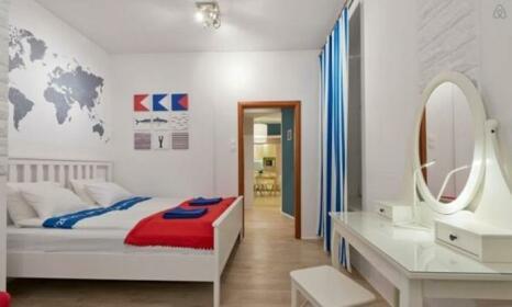 Na Ul Prospekt Mira apartments