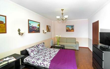 Na Yugo-Zapadnoj Apartments Troparyovo-Nikulino District Moscow Russia