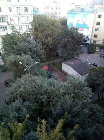 U Metro Prospekt Mira Apartments