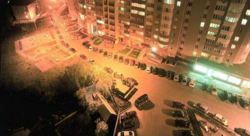 Tambovskaya Apartment