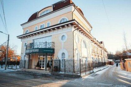 Gosudarev's House Hotel complex Imperial Village