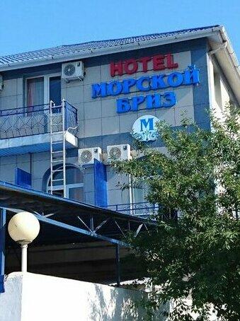 Hotel Morskoy Briz South Ozereevka