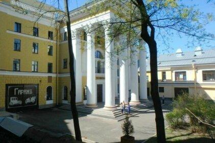 Apartment near metro Gorkovskaya