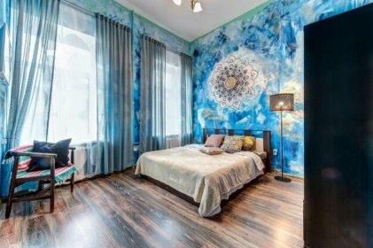 Home4day 2bedroom apart on Nevsky prospect