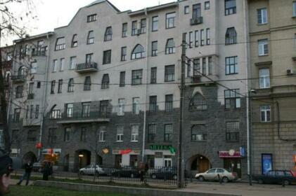 Hostel Alye Parusa