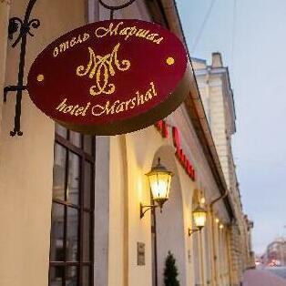Marshal Hotel St Petersburg