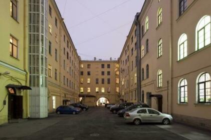 Na Konushennoy Apartment