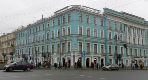Peter the Great Apartments near Hermitage