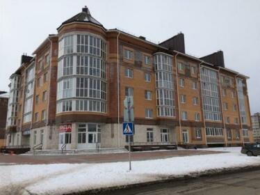 Na Rechnoi Apartments
