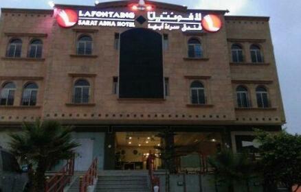 La Fontaine Sarat Abha Hotel