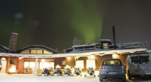 Mattarahkka Northern Light Lodge
