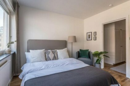 Cosy Studio 5 minute walk from the central station