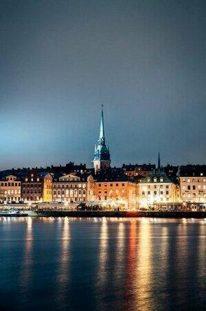 Room at Stockholm - Sweden