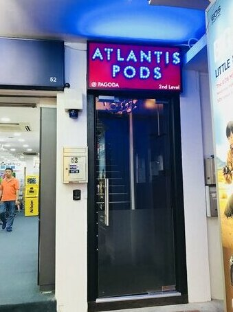 Atlantis Pods @ Chinatown