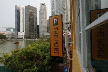 BEAT Capsule Hostel @ Boat Quay