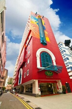 Oxford Hotel Singapore