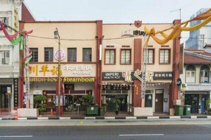 RedDoorz Hostel @ Chinatown