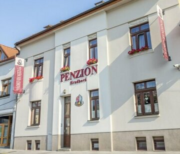 Penzion Hradbova