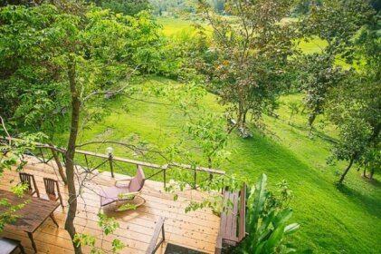 Luxury swimming pool villa with doi suthep view 5BR