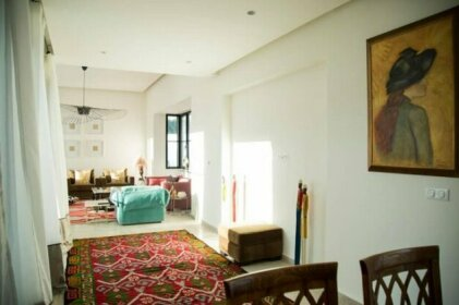 Les Verrieres De Gammarth Villa moderne +Piscine