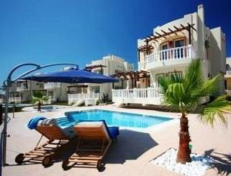 Bodrum Turquoise Homes Hotel Dorttepe