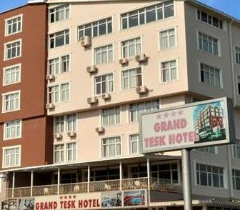 Grand Hotel Tesk