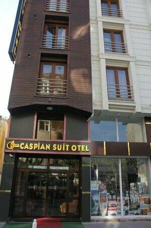 Caspian suit hotel