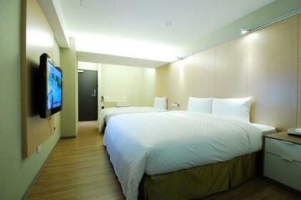 New Stay Inn - Taipei Main Station