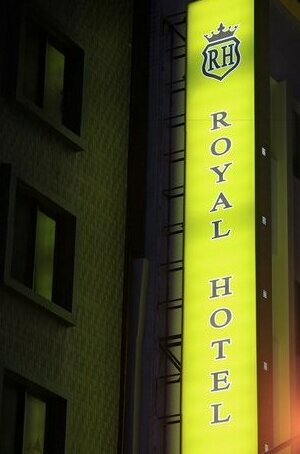 Royal Hotel Taipei City