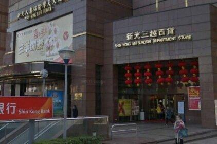 Taipei Station Huaining -Free Drop-off Service