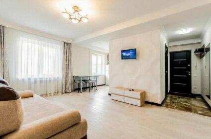 Apartment on Obolonsky avenue 16a