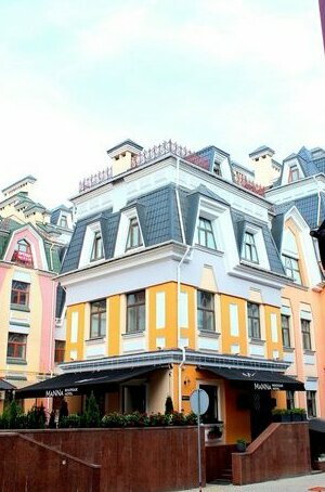 MaNNa Boutique Hotel - Adults only Kiev