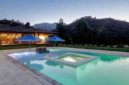 Agoura Hills Colonial Tower Estate