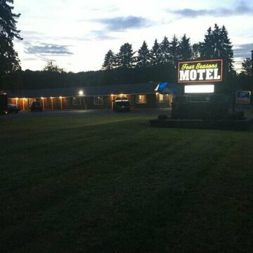 Four Seasons Motel - Albany