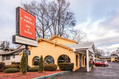 Red Carpet Inn & Suites - Albany Airport