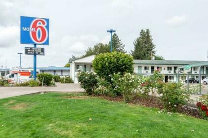 Motel 6 Albany Oregon