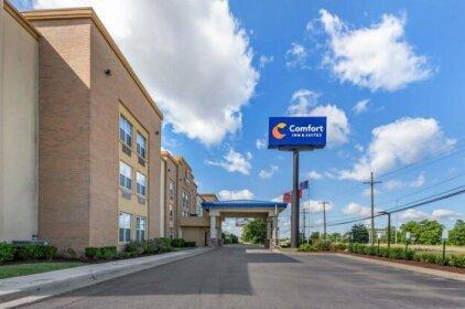 Comfort Inn & Suites Allen Park Dearborn