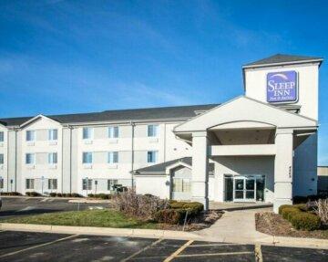 Sleep Inn & Suites Allendale Allendale
