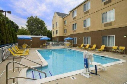 Fairfield Inn & Suites by Marriott Allentown Bethlehem Lehigh Valley Airport